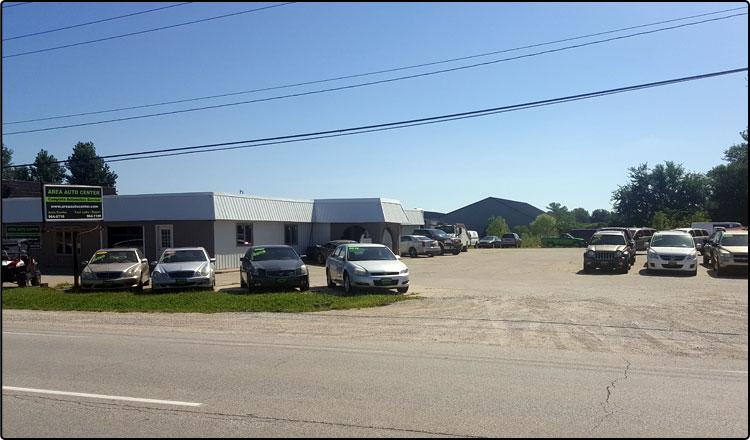 Area Auto Center, LLC